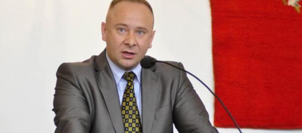 Prezes Tomasz Siwak