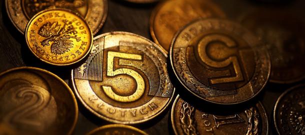pieniadze, monety, zlotowki