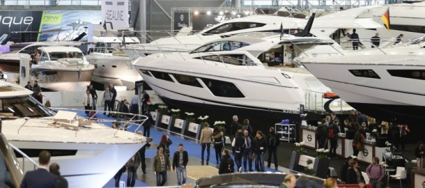 Messe Boot 2015 Düsseldorf