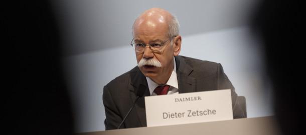 Daimler AG, Annual Press Conference, February 5, 2015