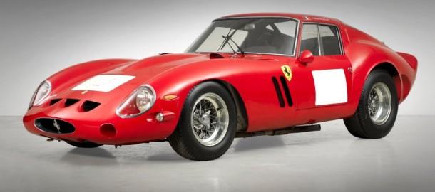 1962/ Ferrari 250 GTO Berlinetta