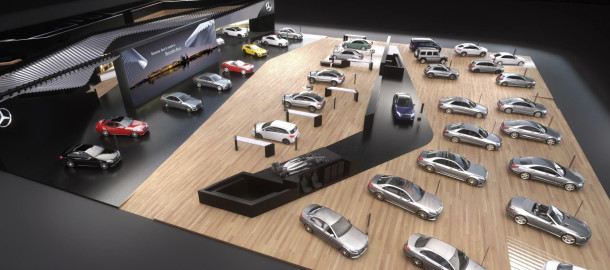 Mercedes-Benz Cars auf dem 86. Internationalen Automobil-Salon Genf 2016  Mercedes-Benz Cars at the 86th Geneva International Motor Show 2016