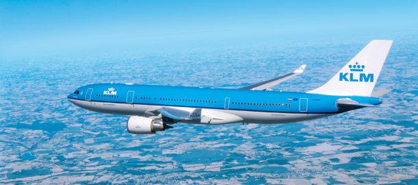samolot KLM A330