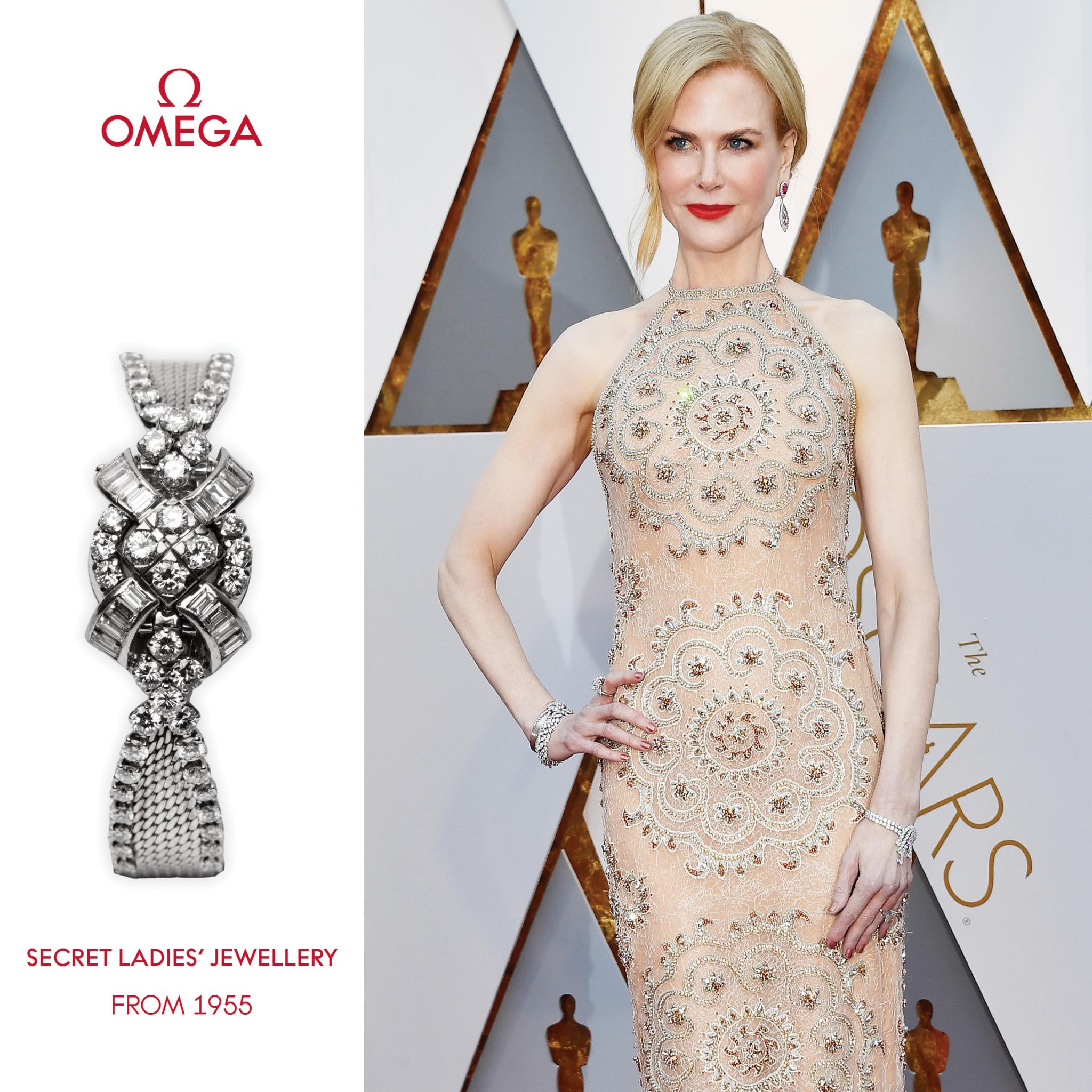 20170226_Nicole Kidman na ceremonii Oskarów 2017