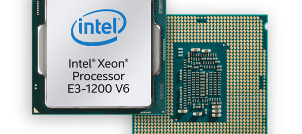 Intel Corporation introduces the Xeon Processor E3-1200 v6 product family. (Credit: Intel Corporation)