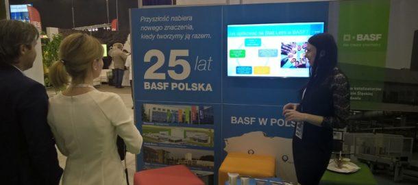 BASF Polska exposition