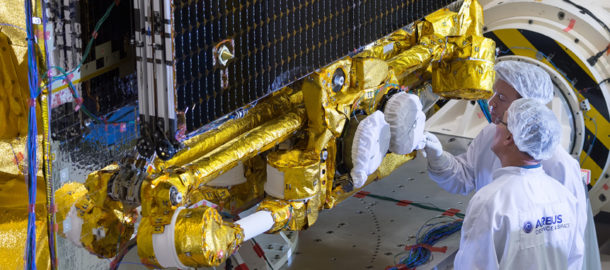 EUTELSAT-172B_Copyright Airbus Defence and Space SAS