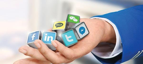 KLM w mediach społecznościowych