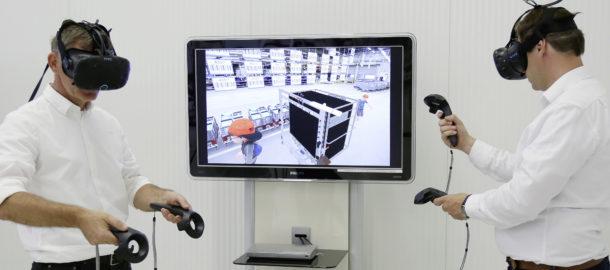 Volkswagen Konzern setzt auf Virtual Reality Lösungen für interaktive Zusammenarbeit in Produktion & Logistik