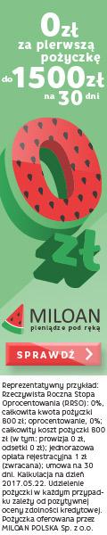 Miloan - pieniądze pod ręką