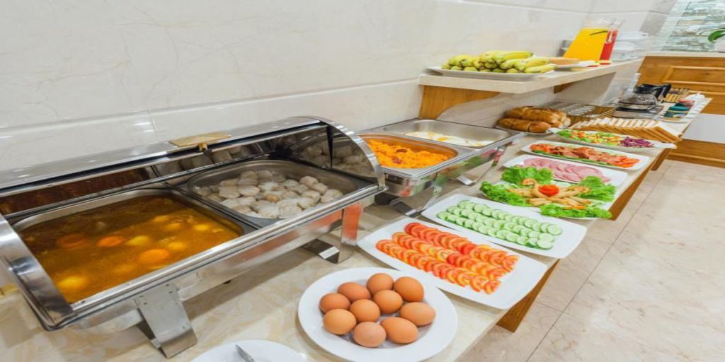 buffet-in-thien-hai-hotel-restaurant