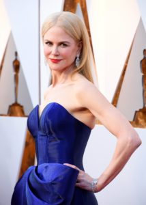 HOLLYWOOD, CA - MARCH 04: Nicole Kidman attends the 90th Annual Academy Awards at Hollywood & Highland Center on March 4, 2018 in Hollywood, California.  (Photo by Steve Granitz/WireImage)