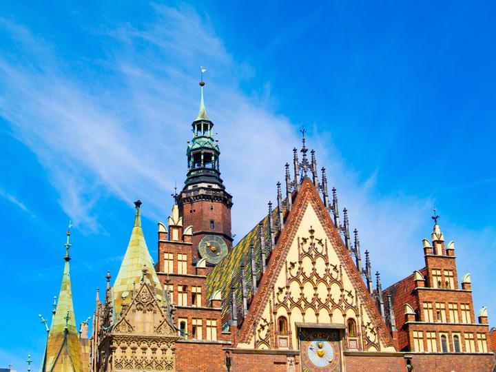 Wroclaw m