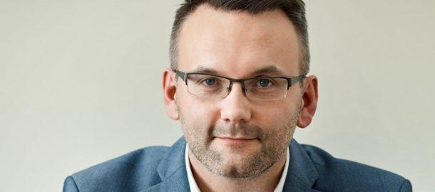 Marcin Zmaczyński - dyrektor regionalny Aruba Cloud w Europie Środkowo-Wschodniej