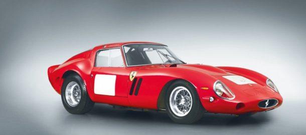 1961 Ferrari 250 GT SWB California Spider,