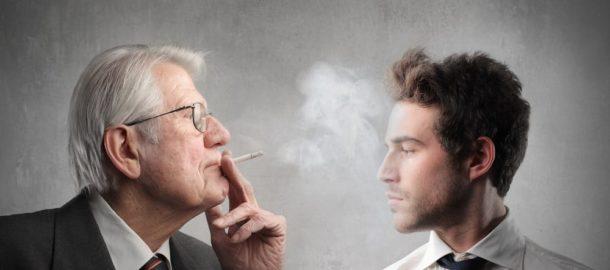 Rauchen-Arbeitsplatz