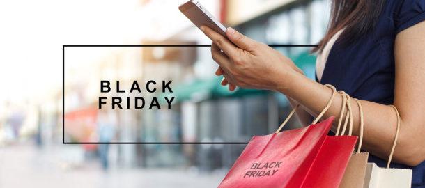 Black Friday z każdym rokiem popularniejszy.